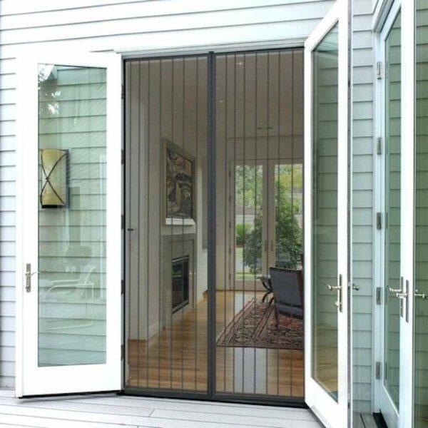 best magnetic screen door for french doors